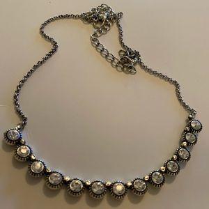 Brighton rhinestone necklace